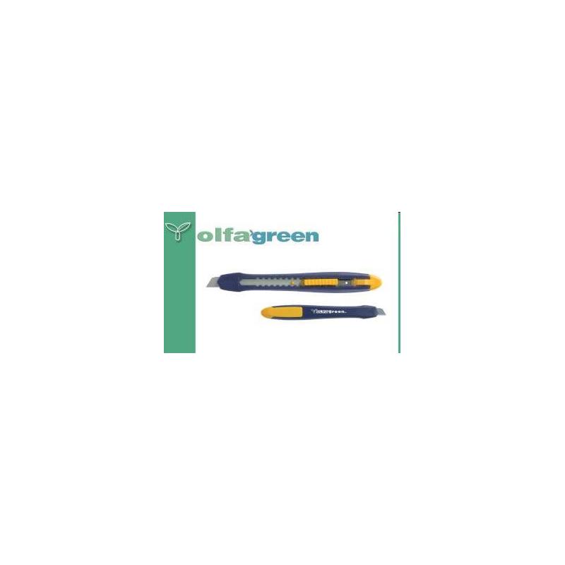 ES-1 nóż uniwersalny z ostrzem 9mm - ekologiczny
