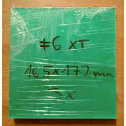 Formatka z plexi b/b 6 mm