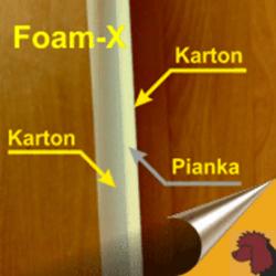 Foam-X 5mm, 70*100cm