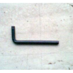 KLUCZ SZEŚCIOKĄTNY 2,5mm