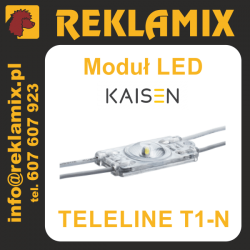 TELELINE T1-NEW moduł LED