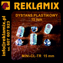 DYSTANS ~15mm MINI-CL...